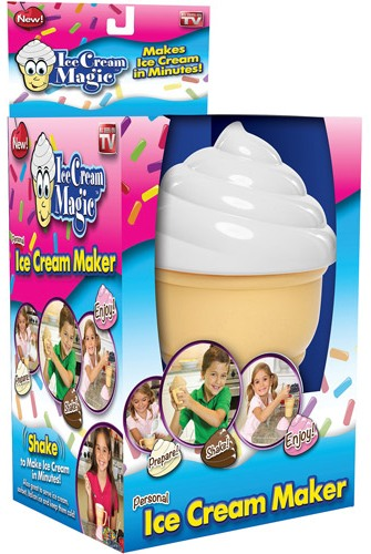 Magic Ice Cream Maker-1